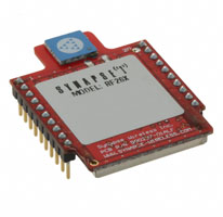 Synapse Wireless - RF266PC1 - RF TXRX MODULE 802.15.4 CHIP ANT