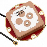 Tallysman Wireless Inc. - 33-1421-09-0150 - ANTENNA GPS U.FL