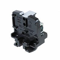 TE Connectivity AMP Connectors - 0222 - TERM BLK NEMA 2POS 30.99MM