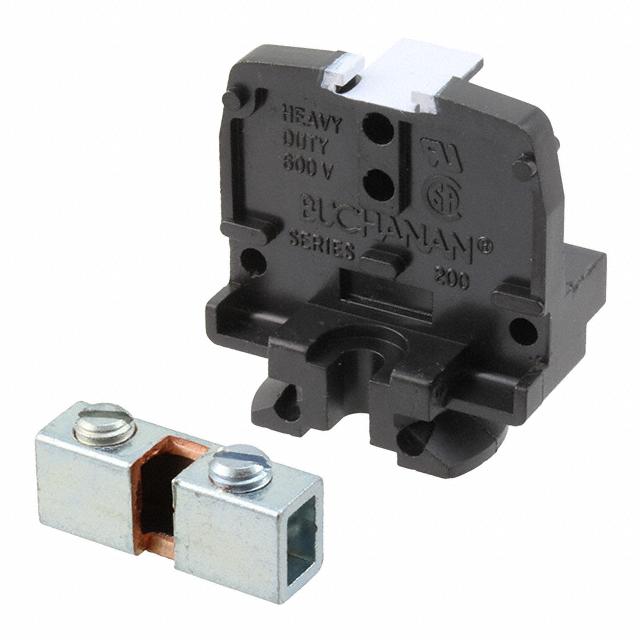 TE Connectivity AMP Connectors - 0223 - TERM BLK NEMA 2POS 22.1MM