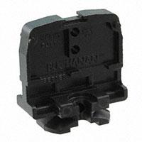 TE Connectivity AMP Connectors - 0230 - CONN TERM BLK END PLATE BLACK