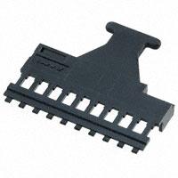 TE Connectivity AMP Connectors - 103349-5 - CONN COVER 20POS BLACK