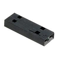 """TE Connectivity AMP Connectors - 103688-1 - CONN RECEPTACLE 2POS .1"""" UNLOAD"""