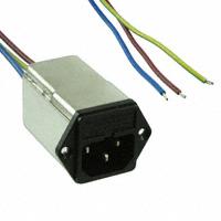 TE Connectivity Corcom Filters - 3-1609115-5 - PWR ENT MOD RCPT IEC320-C14 PNL