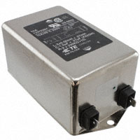 TE Connectivity Corcom Filters - 10EHT1 - LINE FILTER 250VAC 10A CHASS MNT