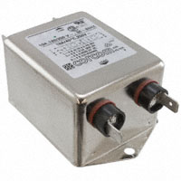 TE Connectivity Corcom Filters - 10EMC1 - LINE FILTER 250VAC 10A CHASS MNT