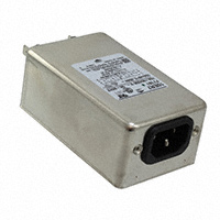 TE Connectivity Corcom Filters - 10ER7 - LINE FILTER 250VAC 10A CHASS MNT