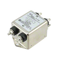 TE Connectivity Corcom Filters - 1-1609034-4 - LINE FILTER 250VDC/VAC 10A CHASS