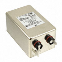 TE Connectivity Corcom Filters - 10ESK7 - LINE FILTER 250VAC 10A CHASS MNT