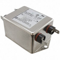 TE Connectivity Corcom Filters - 10MV1 - LINE FILTER 250VAC 10A CHASS MNT