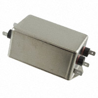 TE Connectivity Corcom Filters - 6609036-9 - LINE FILTER 250VAC 10A CHASS MNT