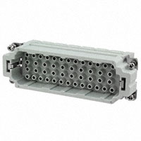 TE Connectivity AMP Connectors - 1102886-1 - INSERT MALE 46POS+1GND CRIMP