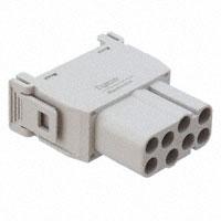 TE Connectivity AMP Connectors - 1103141-1 - MODULE FEMALE 8POS CRIMP