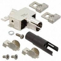 TE Connectivity AMP Connectors - 1103253-1 - MODULE FEMALE 4POS CRIMP
