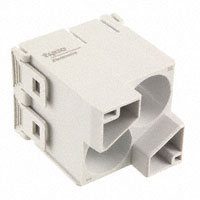 TE Connectivity AMP Connectors - 1103267-1 - MODULE MALE 2POS CRIMP