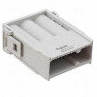 TE Connectivity AMP Connectors - 1103272-1 - MODULE MALE 3POS CRIMP