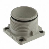 TE Connectivity AMP Connectors - 1103433-1 - CONN HSG BASE ASSY PNL MNT PLAST