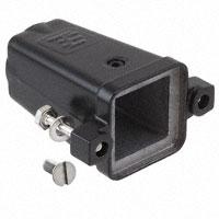 TE Connectivity AMP Connectors - 1106402-2 - CONN HOOD TOP ENTRY SZ1 M16
