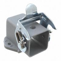 TE Connectivity AMP Connectors - 1106404-1 - CONN BASE SIDE ENTRY SZ1 M16