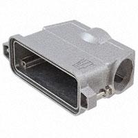 TE Connectivity AMP Connectors - 1106461-2 - CONN HOOD SIDE ENTRY SZ8 M40