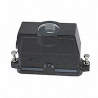 TE Connectivity AMP Connectors - 1106461-4 - CONN HOOD TOP ENTRY SZ8 M40