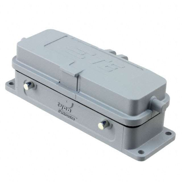 TE Connectivity AMP Connectors - 1-1102340-6 - CONN BASE BOTTOM ENTRY SZ8