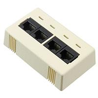 TE Connectivity AMP Connectors - 1116580-2 - INSERT RJ45 JACK TO IDC CONN