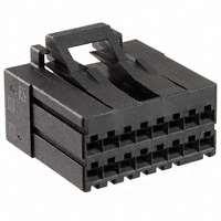 TE Connectivity AMP Connectors - 1-1318118-8 - CONN RCPT HOUSING 16POS D2100