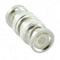 TE Connectivity AMP Connectors - 1-1337455-0 - CONN ADAPT PLUG-PLUG BNC 50 OHM