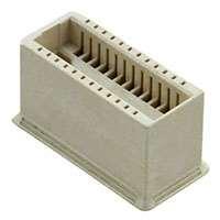 TE Connectivity AMP Connectors - 1-1375875-0 - CONN HOUSING PLUG 24 POS NATURAL