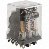 TE Connectivity Potter & Brumfield Relays - KUIP-14D15-12 - RELAY GEN PURPOSE 3PDT 10A 12V