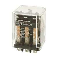 TE Connectivity Potter & Brumfield Relays - KUIP-14D15-24 - RELAY GEN PURPOSE 3PDT 10A 24V