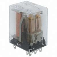 TE Connectivity Potter & Brumfield Relays - 1-1393806-1 - RELAY GEN PURPOSE DPDT 2A 24V