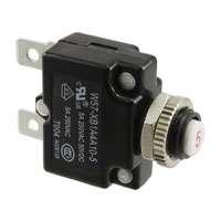TE Connectivity Potter & Brumfield Relays - W57-XB1A4A10-5 - CIR BRKR THRM 5A 250VAC