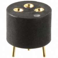 TE Connectivity AMP Connectors - 8060-1G3 - CONN TRANSIST TO-5 3POS GOLD