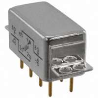 TE Connectivity Aerospace, Defense and Marine - 1-1617033-0 - RELAY GEN PURPOSE DPDT 2A 26.5V