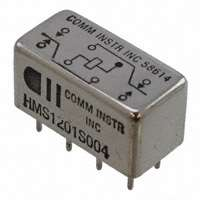 TE Connectivity Aerospace, Defense and Marine - HMS1201S004 - RELAY GEN PURPOSE DPDT 2A 26.5V