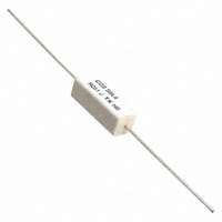 TE Connectivity Passive Product - SBL4R01J - RES 10 MOHM 4W 5% AXIAL