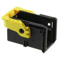 TE Connectivity AMP Connectors - 1-1718484-1 - CARRIER FOR RECEPTACLE INSERTS