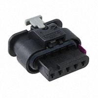 TE Connectivity AMP Connectors - 1-1718806-1 - 5 POS MCONN 1 2 LL REC HSG CODA