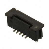 TE Connectivity AMP Connectors - 1-1734742-0 - CONN FFC VERT 10POS 0.50MM SMD