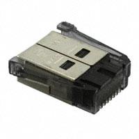 TE Connectivity AMP Connectors - 1-1761184-3 - CONN PLUG 8POS SDL 24AWG AU FLAT
