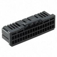 TE Connectivity AMP Connectors - 1-1827863-7 - DYNAMIC 1100D REC HSG X 34P BLAC