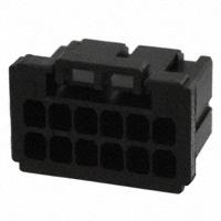 TE Connectivity AMP Connectors - 1-1827864-6 - CONN RCPT HSNG 12POS DUAL KEY X