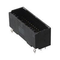 TE Connectivity AMP Connectors - 1-1827872-5 - CONN HEADR VERT 30POS KEY-X GOLD