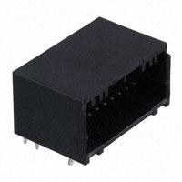 TE Connectivity AMP Connectors - 1-1827873-0 - DYN 1100D HDR ASSY 20PX BLK GOLD
