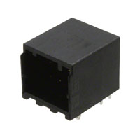 TE Connectivity AMP Connectors - 1-1827876-4 - CONN HDR R/A 8POS DUAL GOLD