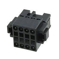 TE Connectivity AMP Connectors - 1-1871940-4 - DYNAMIC 1900D REC ASSY CAGE 8P