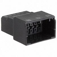 TE Connectivity AMP Connectors - 1-1903130-6 - CONN PLUG HSNG 12POS DUAL KEY X