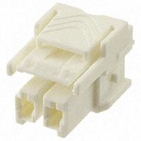 TE Connectivity AMP Connectors - 1-1971773-2 - CONN HOUSING PLUG 2POS 6MM